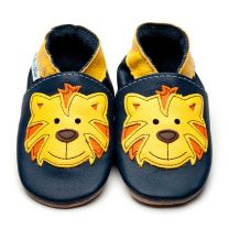 Inch Blue babyslofje tommy tiger navy