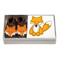 Inch Blue kraamcadeau MR Fox